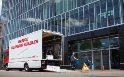 Umzugsfirma in Zürich und schweizweit