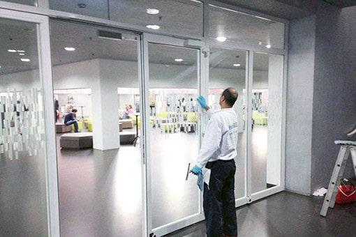 Reinigungsfirma Luzern für Büroreinigung Bodenreinigung