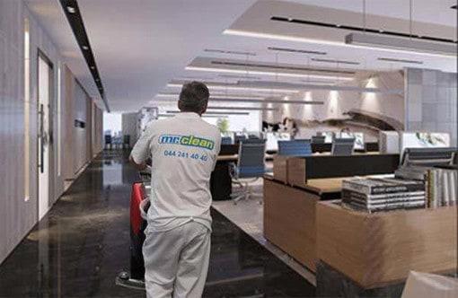 Büroreinigung professionell - office clean Winterthur