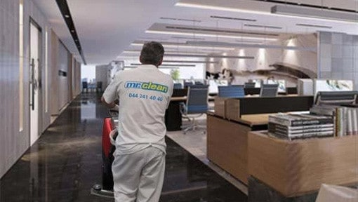 Best office cleaning Zug with cleaning-company Zug