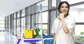 Reinigungsfirma bei Unterhaltsreinigung + Umzugsreinigung