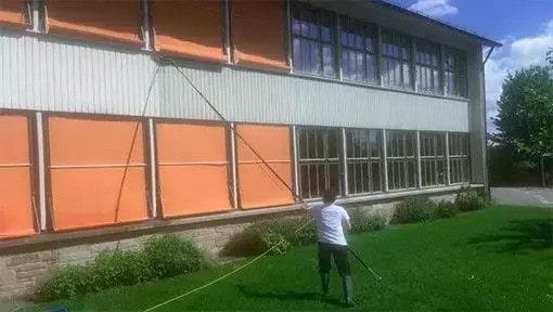 Daniel - Fassadenreinigung von Reinigungsunternehmen