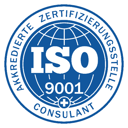 ISO 9001 - Cleaning company winterthur