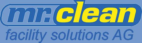 Reinigungsfirma für Büroreinigung und Umzugsreinigung mr. clean AG logo