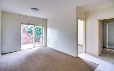 Wohnungsreinigung durch Reinigungsfirma
