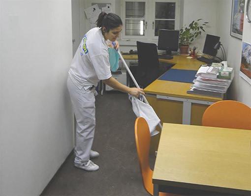 Büroreinigung Winterthur Sandra