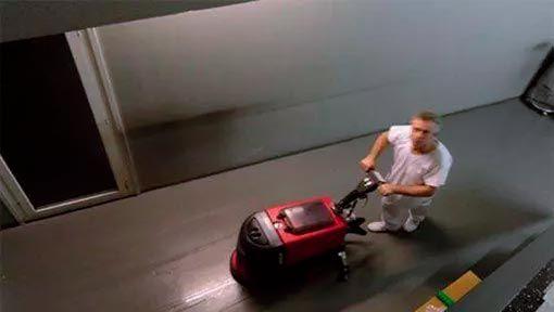Gebäudereinigung durch Reinigungsfirma