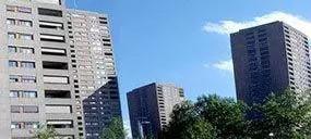Hochhäuser Reinigungen von Reinigungsfirma Zürich