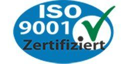 ISO 9001 für Umzugsreinigung & Hauswartung