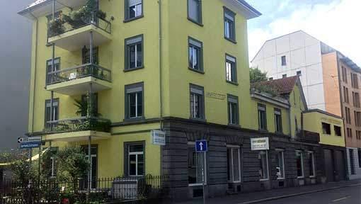 Location - Umzugsreinigung in Zürich mit Wohnungsübergabe