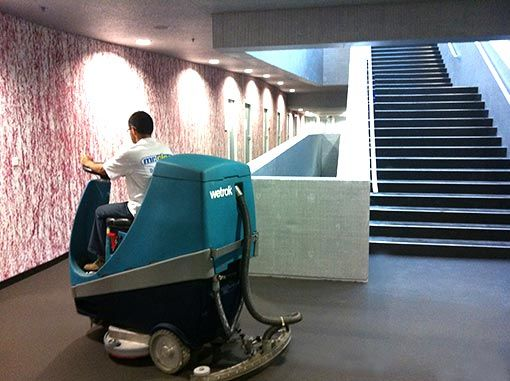 Die Reinigungsfirma in Luzern für Büroreinigung