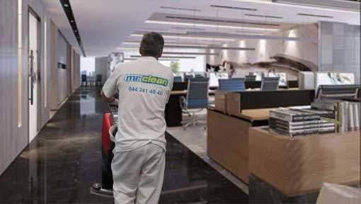 Reinigungsfirma Reinigung vom Boden - Reinigungsfirmen
