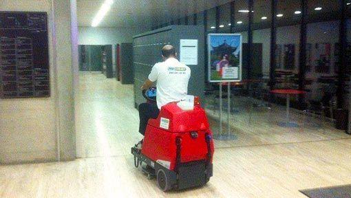 Die Reinigungsfirma der Reinigungsfirmen Schweiz