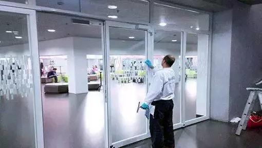 Das Reinigungsunternehmen mr. clean AG Schweiz