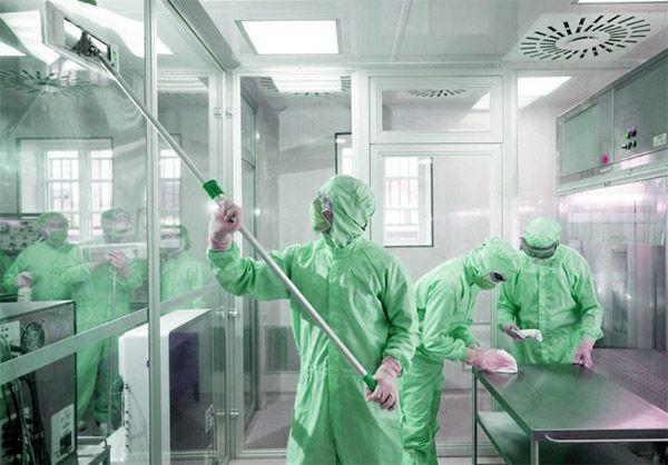 Reinraumreinigung klinikreinigung durch Profis