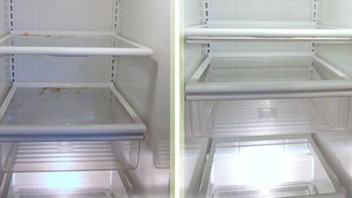 Kühlschrank mit Endreinigung Zürich mr.clean