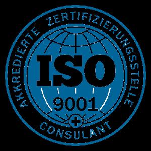 ISO 9001 - Putzfirma winterthur