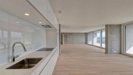 Leere Wohnung Umzugsreinigung Zürich Wohnung Reinigung bei Umzug