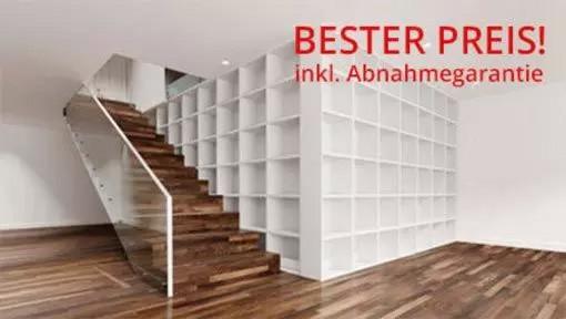 Bester Preis in Zürich Abnahmegarantie Wohnungsabnahme