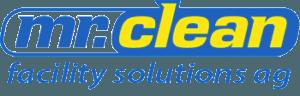 logo mr.clean die Reinigungsfirma für Büroreinigung und Umzugsreinigung